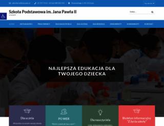 zs-lazy.edu.pl screenshot