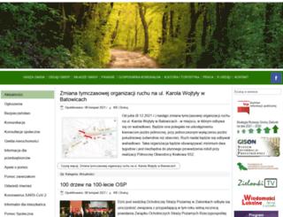 zs-zielonki.zielonki.pl screenshot