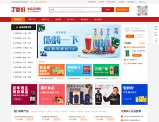 zs.21food.cn screenshot