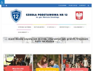 zs7.gdynia.pl screenshot