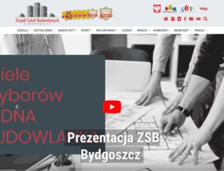 zsb.bydgoszcz.pl screenshot