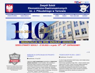 zseg.tarnow.pl screenshot