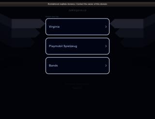 zsklegova.cz screenshot