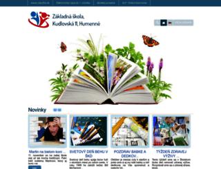 zskudhe.edupage.org screenshot
