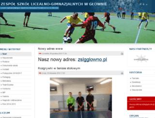 zslg_glowno.szkoly.lodz.pl screenshot