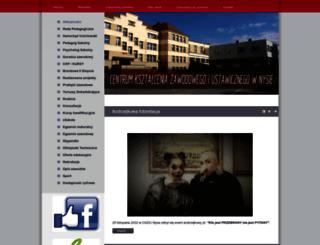 zsm_nysa.wodip.opole.pl screenshot
