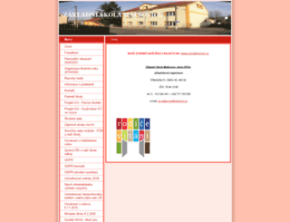 zsmalsovice.estranky.cz screenshot