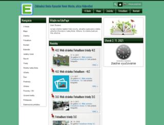 zsnabreznaknm.edupage.org screenshot