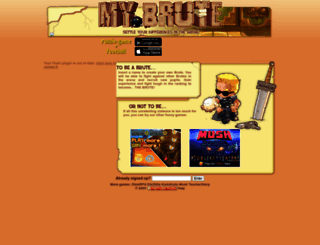 zsolomc.mybrute.com screenshot