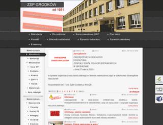 zsrgrd.pl screenshot