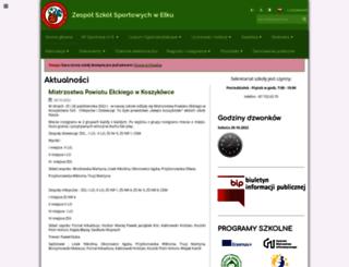 zss.elk.pl screenshot