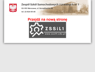 zssamoch.internetdsl.pl screenshot