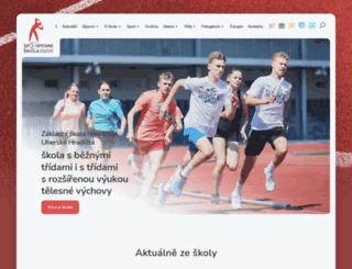 zsuhsportovni.cz screenshot