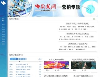 zt.cnhubei.com screenshot