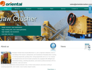 ztcrushingplant.com screenshot