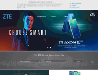 ztedevice.com screenshot