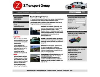 ztg.com.au screenshot