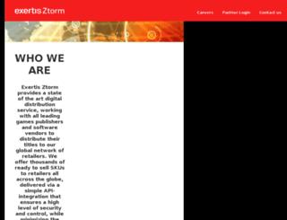 ztorm.net screenshot