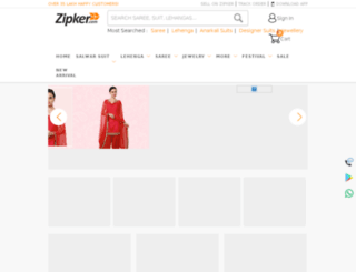 zts.zipker.com screenshot