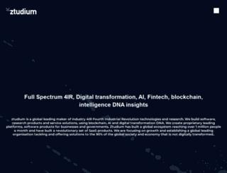 ztudium.com screenshot