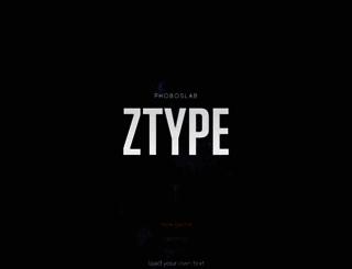 zty.pe screenshot