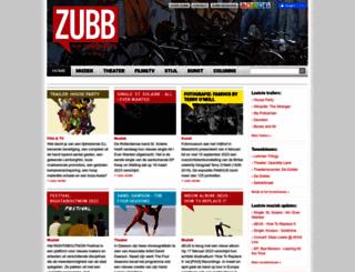 zubb.nl screenshot