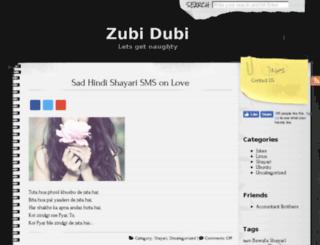 zubi-dubi.com screenshot