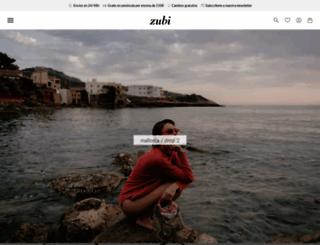 zubidesign.com screenshot