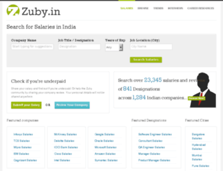 zuby.in screenshot