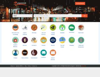 zugaadi.com screenshot