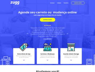 zugg.com.br screenshot