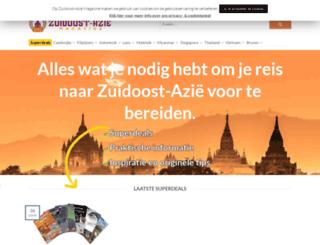 zuidoostaziemagazine.com screenshot