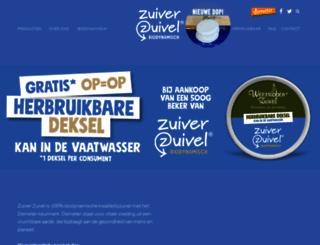 zuiverzuivel.nl screenshot