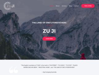zuji.com.au screenshot