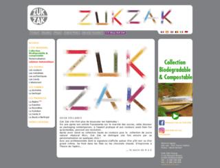 zuk-zak.com screenshot