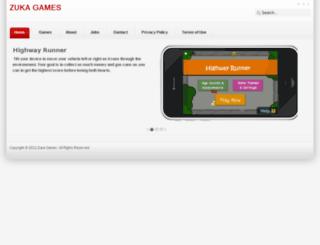 zukagames.com screenshot