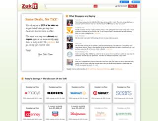zukit.com screenshot