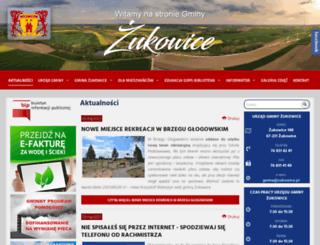 zukowice.pl screenshot