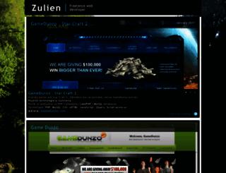 zulien.sk screenshot