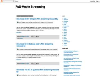 zulvanmovies.blogspot.com screenshot