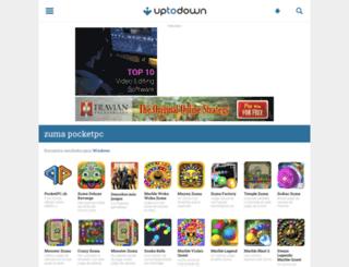 zuma-pocketpc.uptodown.com screenshot
