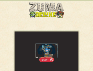zumadeluxe.org screenshot