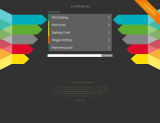 zumflirten.de screenshot