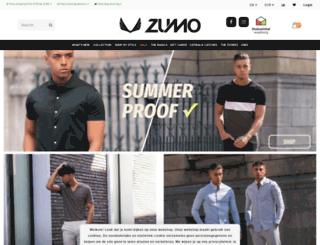 zumo-international.com screenshot