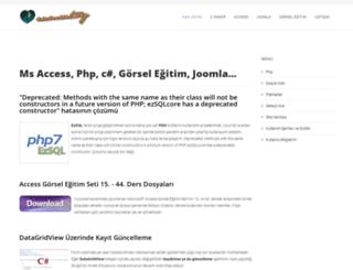 zumrut.org screenshot