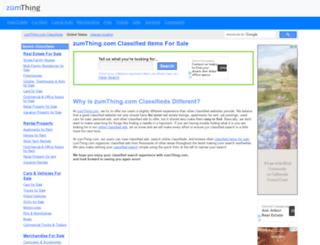 zumthing.com screenshot