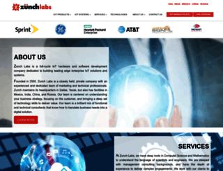 zunchlabs.com screenshot