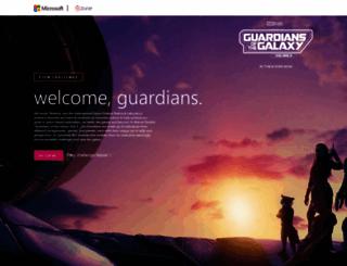 zune.net screenshot