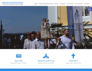 zupa-molve.com screenshot