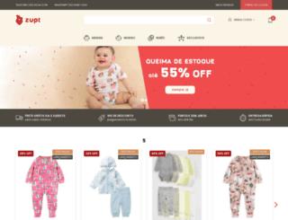 zuptbaby.com.br screenshot